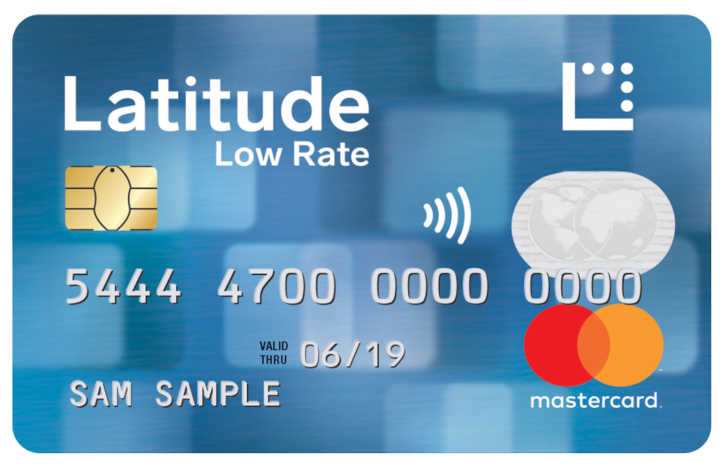 Latitude Low Rate card