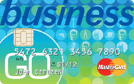 Go Business Mastercard